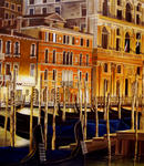 Marie-Claire Houmeau - nacht in Venedig