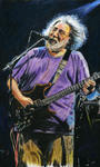 Ian Winslow Rees - jerry garcia in spotlight