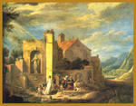 Classical Indian Art Gallery - durch -   David Teniers dem Jüngeren  -   druck