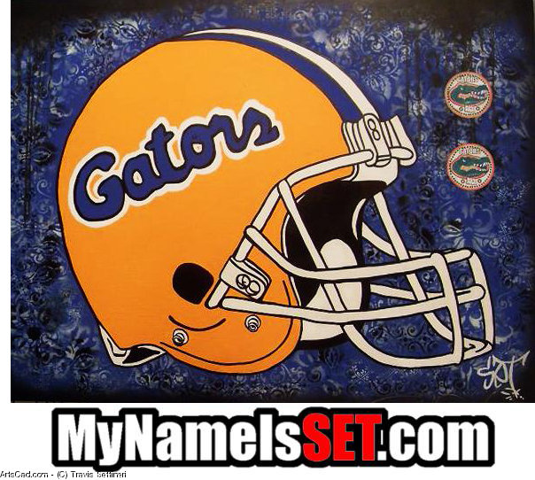 Kunstwerk >> Travis Settineri >> florida gators