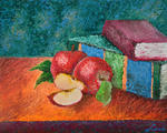 Luxo Fine Art - Die Beauty Within Series--Apple Delicious-