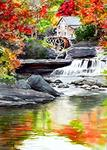 Phil Hilton - Glade Fluss Grist Mill