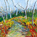 Leonard Shane - Welcoming Birch