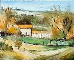Charles Lepeintre - Weiler in vaucluse