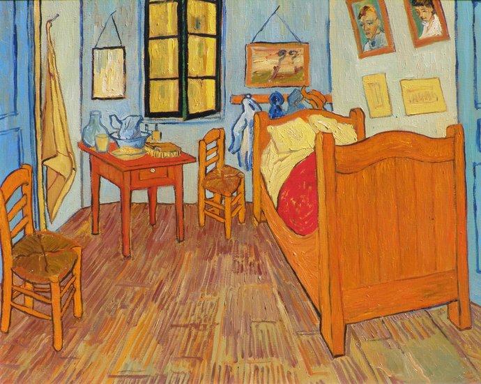 Van Gogh Das Schlafzimmer – bigschool.info