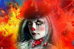 Christineb Et Son Imagination - der clown